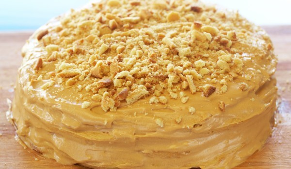 Торта Карла с карамелен крем