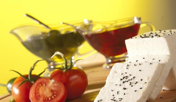 Грузинско сладко от зелени домати