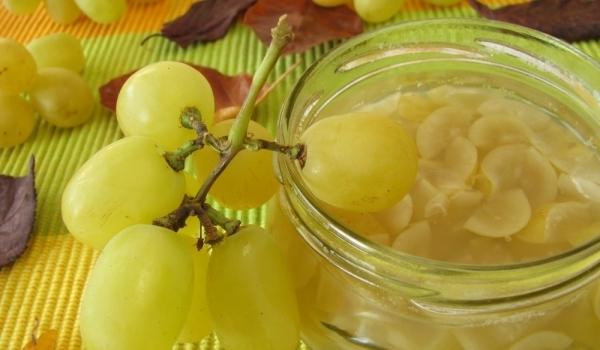 Сладко от бяло грозде