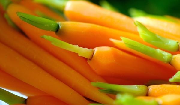 Два пъти засладени моркови