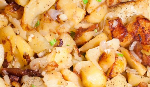 Френски селски картофи
