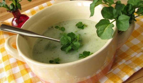 Супа с кресон