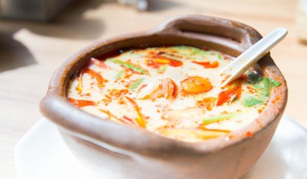 Тайландска рибена супа