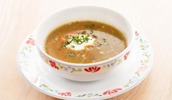 Супа от овче месо