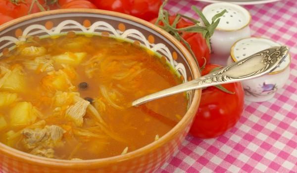 Супа от яребици