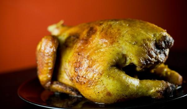Пиле по ориенталски