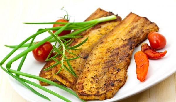 Риба с къри