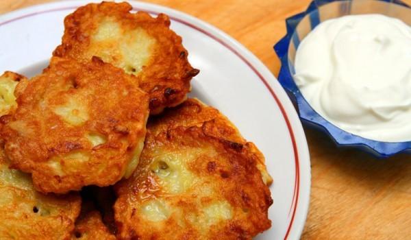 Панирани картофи по шотландски