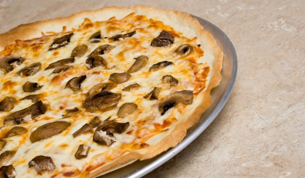 Пица с гъби
