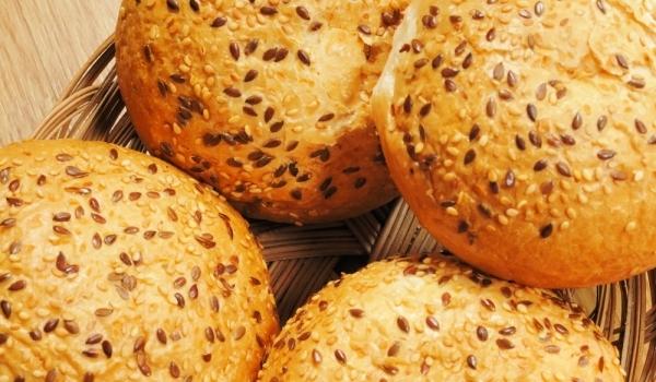Хлебчета със сусам