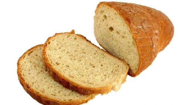 Хляб с кисело мляко