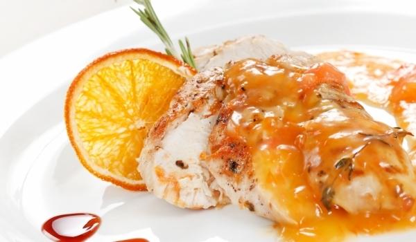 Карамелизирани портокали