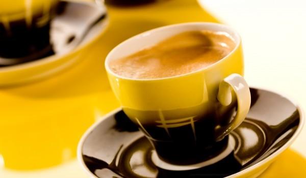 Кафе с мед